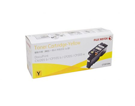 Fuji-Xerox-CT201594-Yellow-Toner